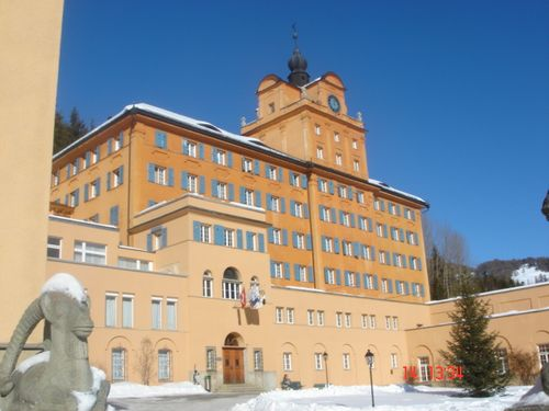 Swiss international boarding school